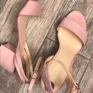 Nine West chunky sandal